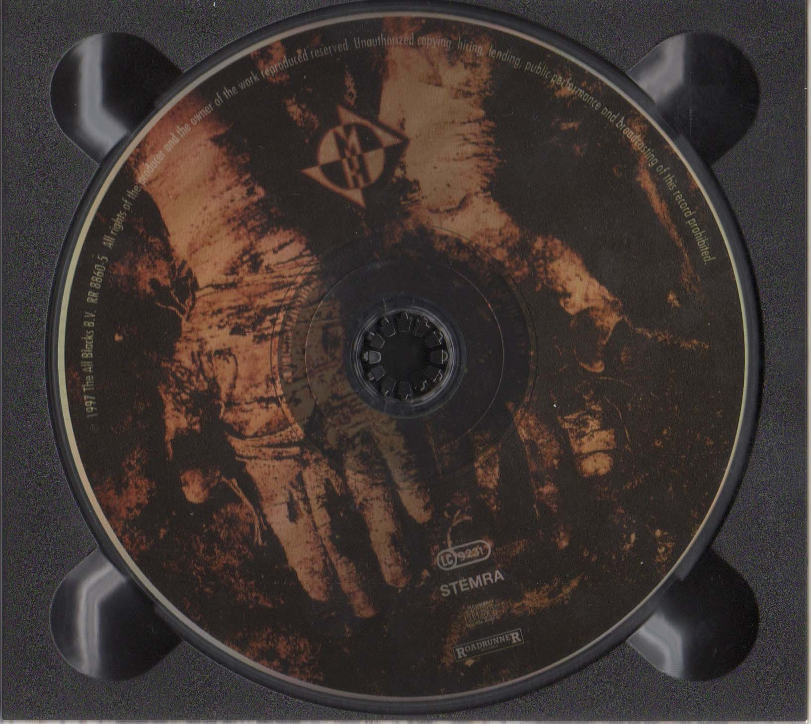 TMTC Digipak Disc