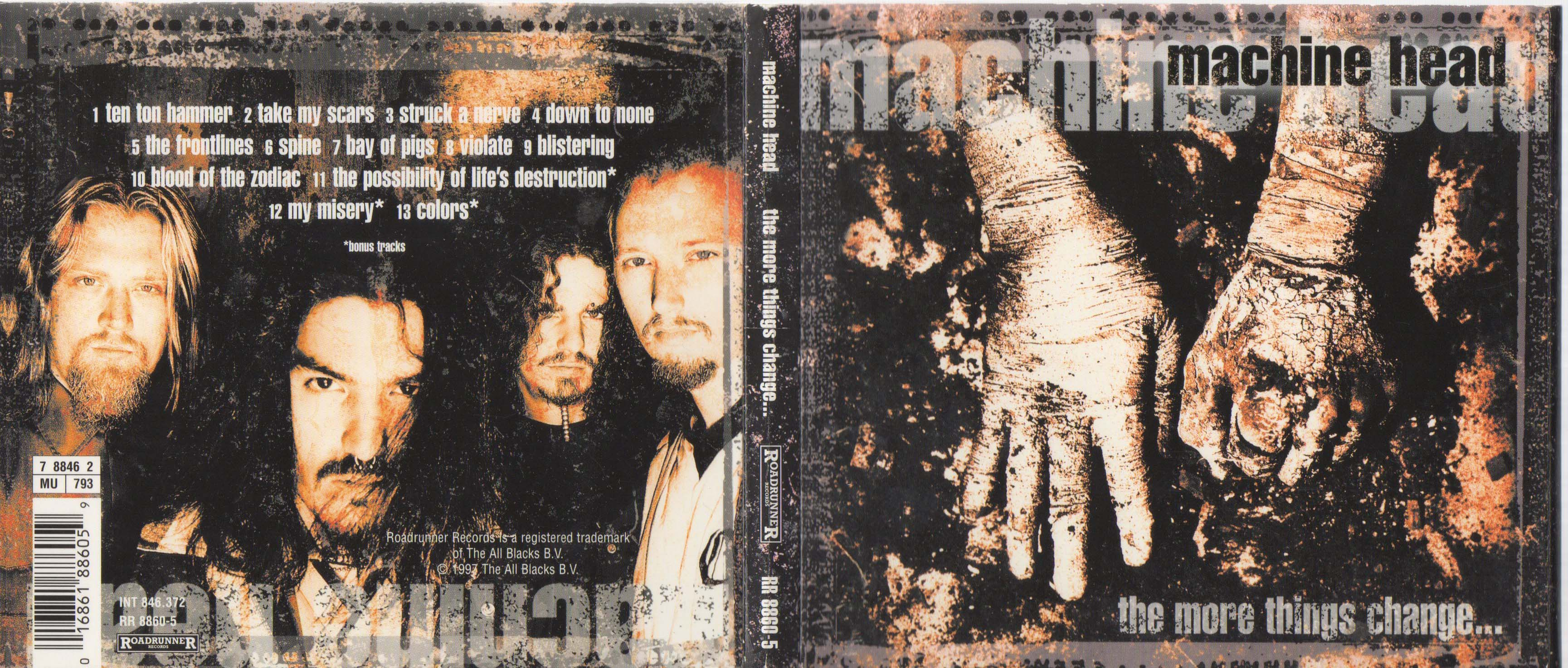 TMTC Digipak Cover